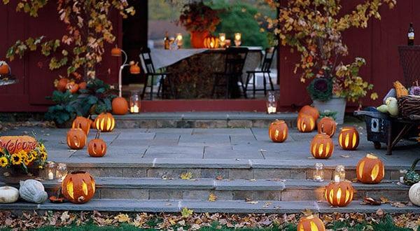 Deko, Spiele und Rezeptideen für die perfekte Kürbis Party im Herbst