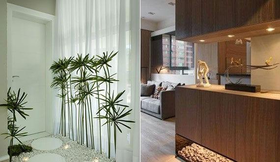 kieselsteine-im-innenraum_coole-ideen-für-natürliche-raumgestaltung-und-zimmerdekoration