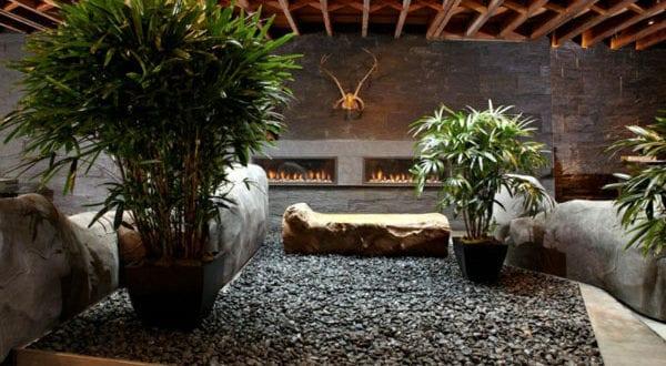 Kieselsteine – Einsatzmöglichkeiten und Gestaltungsideen für den Innenraum