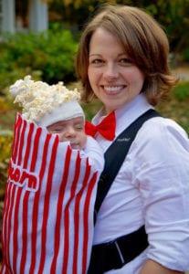 lustige-halloween-kostüme-für-babys_ideen-für-den-ersten-fasching-der-kleinen