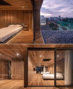 schlafen-auf-dem-dach_moderns-schlafzimmer-mit-panoramafenster-in-einem-minimalistischen-rooftop-haus
