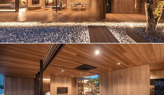 wohnen-im-traumhaus-auf-dem-dach_kreatives-projekt-für-minimalistisches-rooftop-house-mit-holzverkleidung,-großformatigen-fenstertüren-und-offenem-grundriss