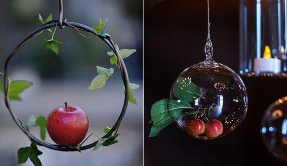 Herbstzauber_stilvolle-deko-Ideen-mit-Äpfeln-als-natürliche-Hängedeko