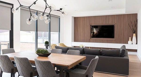 Tipps und Ideen für die effektvolle Gestaltung einer TV Wand ...
