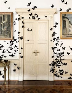 einfache-bastelideen-halloween-für-stilvolle-dekoration-griseliger-Halloween-Partys