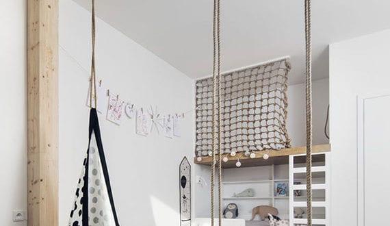 kinderzimmer-ideen-für-glückliche-kinder_abenteuerliche-zimmergestaltung-im-skandinavischem-stil