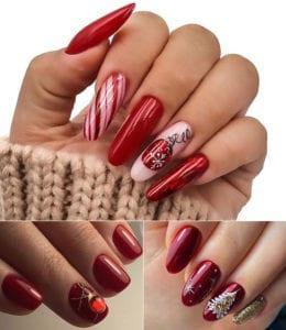 schöne-und-festliche-winter-gelnägel-in-rot