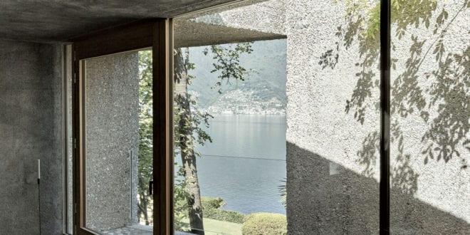 ein-moderner-und-außergewöhnlicher-betonbau-am-Lago-Maggiore