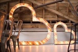 einfache bastelideen für romantische DIY Deko und selbstgemachte Liebesgeschenke