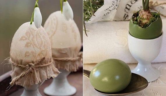 attraktive-bastelideen-für-eine-besondere-blumendeko-tu-ostern-mit-diy-eierschale-vasen
