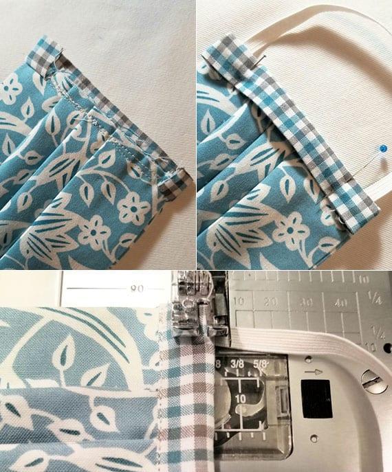 coole ideen für diy atemschutzmaske mit luftfilter aus watte oder küchenpapier