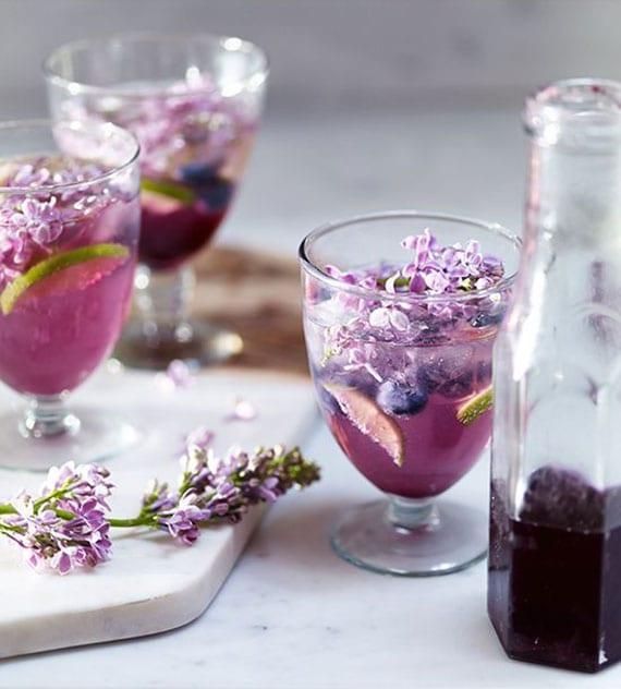 zuckersirup aus fliederblüten zubereiten und leckere drinks mit frühlingsaroma selber mixen