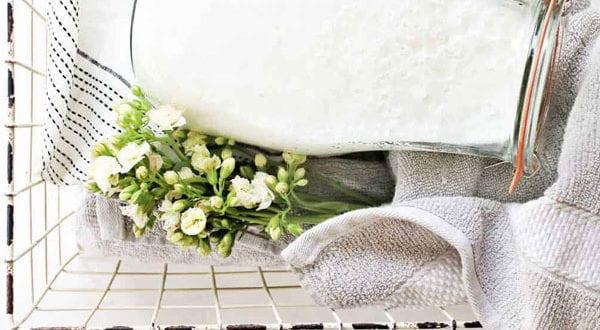 Naturputz- und Waschmittel sowie ein Bio Waschpulver selber machen