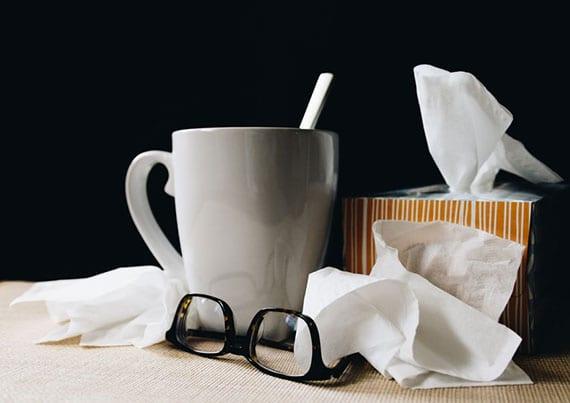 hygienetipps für ein gesundes raumklima sowie bei einer grippewelle
