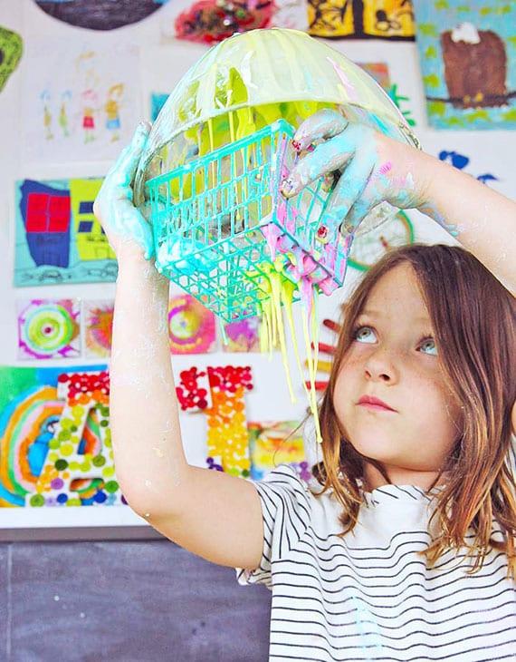 ideen für schöne kinderbeschäftigungen zuhause