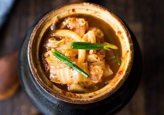 Abwehrkräfte stärken und Immunsystem unterstützen mit hausgemachtem Kimchi
