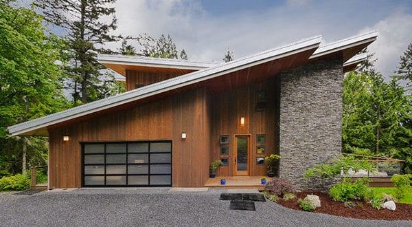 Welche Fassade passt am besten zu Ihrem Haus?