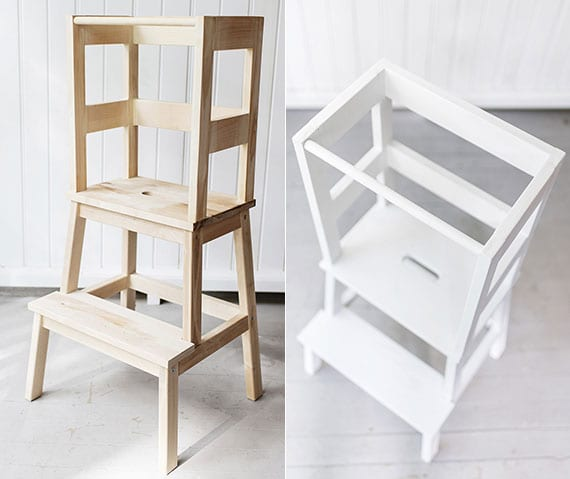 coole idee für diy kindermöbel aus ikea-möbelstücken