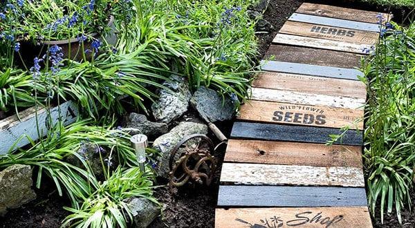 10 schöne Garten Projekte zum Selbermachen