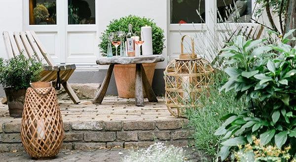 Garten Sitzecke gestalten: Tipps und Ideen für den Lieblingsplatz im Freien