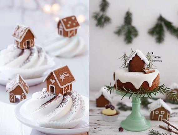 leckere cake-topper aus der lebkuchewelt