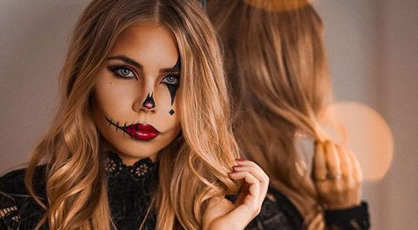 Halloween Makeup Clown: Schminkideen für effektvollen Party-Look