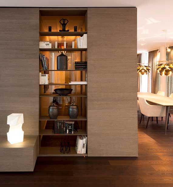 ideen mit passenden stauraum möbeln für gekonnte aufbewahrung dekorativer gegenstände im wohnzimmer