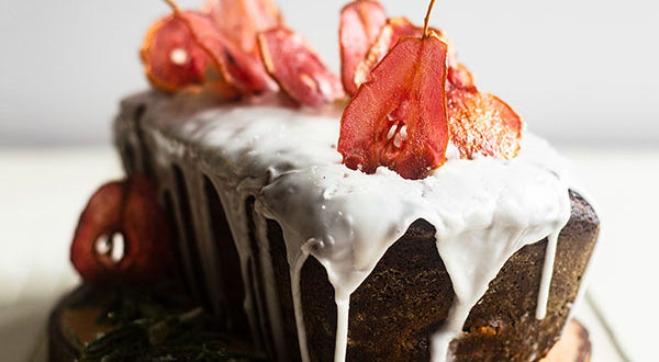 Birnenchips – gesunder Snack und effektvolle Tortendeko