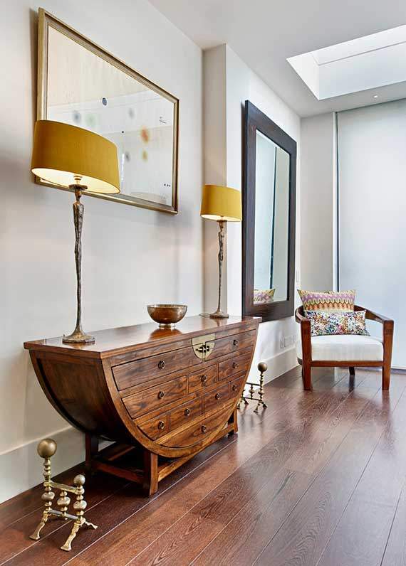 wohnzimmermöbel mit stauraum und einzigartigem design