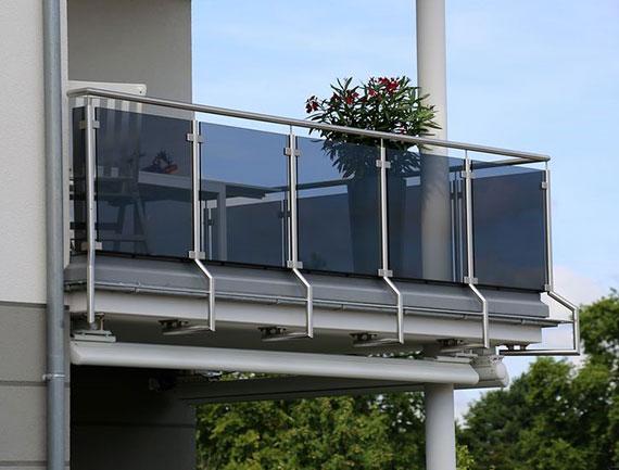 welche Möglichkeiten gibt es für Bodenbelag auf dem Balkon