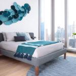 den schlafbereich in rückzugsort zum entspannen verwandeln durch harmonische farbkombinationen und nachhaltige möbel