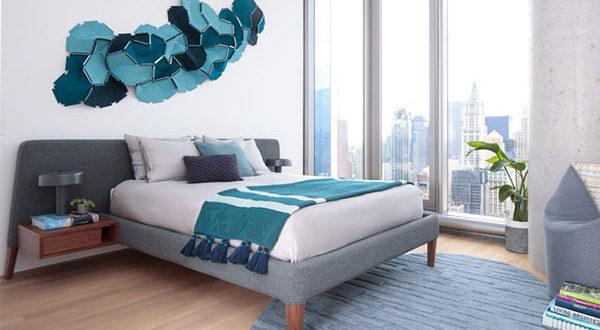 Das sind die Schlafzimmer Trends 2021