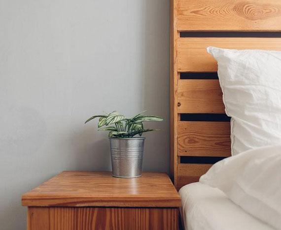 die richtige Wahl eines Bettes für allergiker