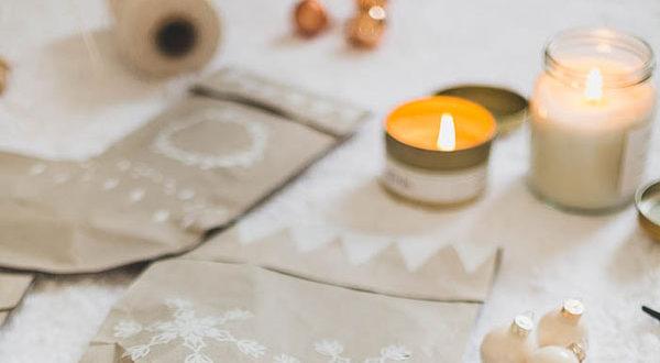 Weihnachtsgeschenke selber basteln und Freude bereiten