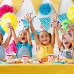 kindergeburtstag feiern_ideen und tipps rund um die organisation
