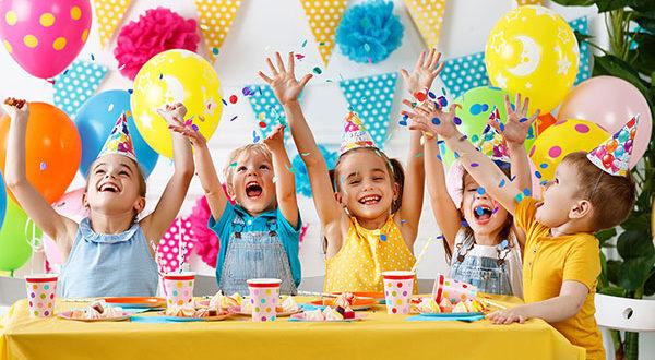 So organisieren Sie einen unvergesslichen Kindergeburtstag