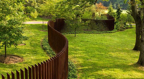 Gartenzaun: So sieht die Rechtslage aus