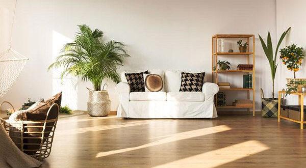 Naturholzböden richtig pflegen und auffrischen