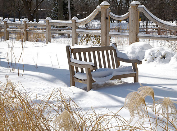 gerade in der kalten Jahreszeit ist der Garten besonders schutzbedürftig