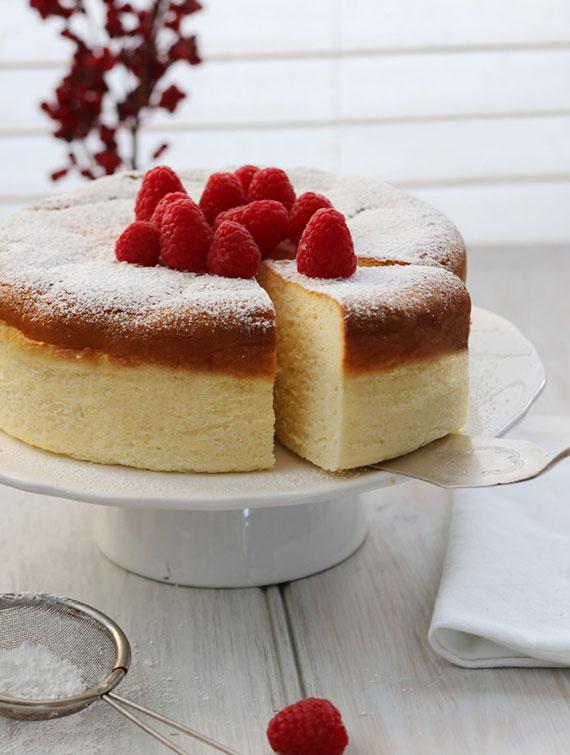 Cotton Cheese Cake_der japanische käsekuchen im Trend
