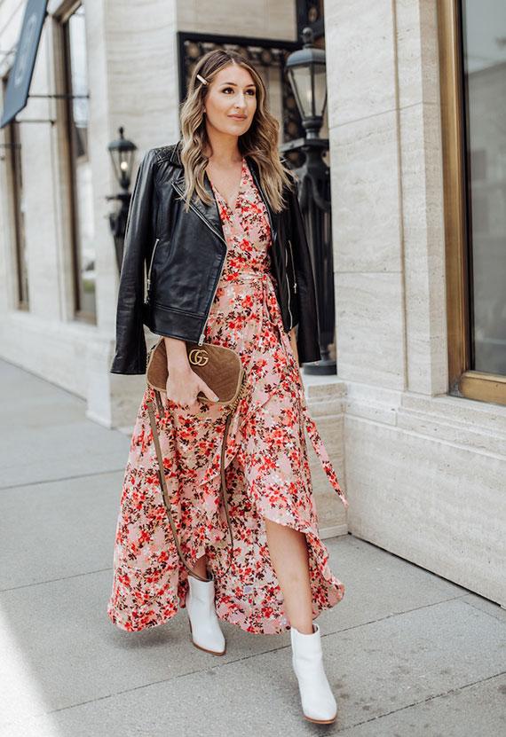 beim mutigen Trendy-Look geht es um individuelle und ungewöhnliche Kleiderkombinationen