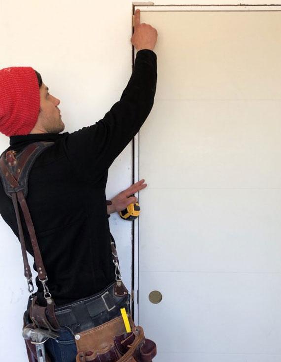 in wenigen einfachen schritten zimmertüren selber einbauen