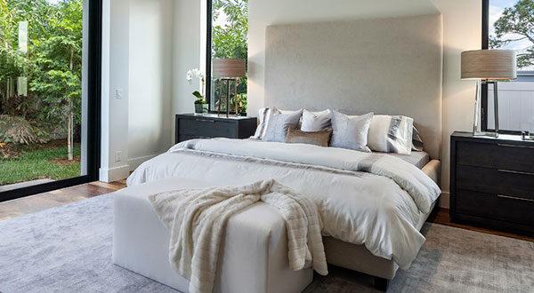 Die passende Bettdecke für warme Tage
