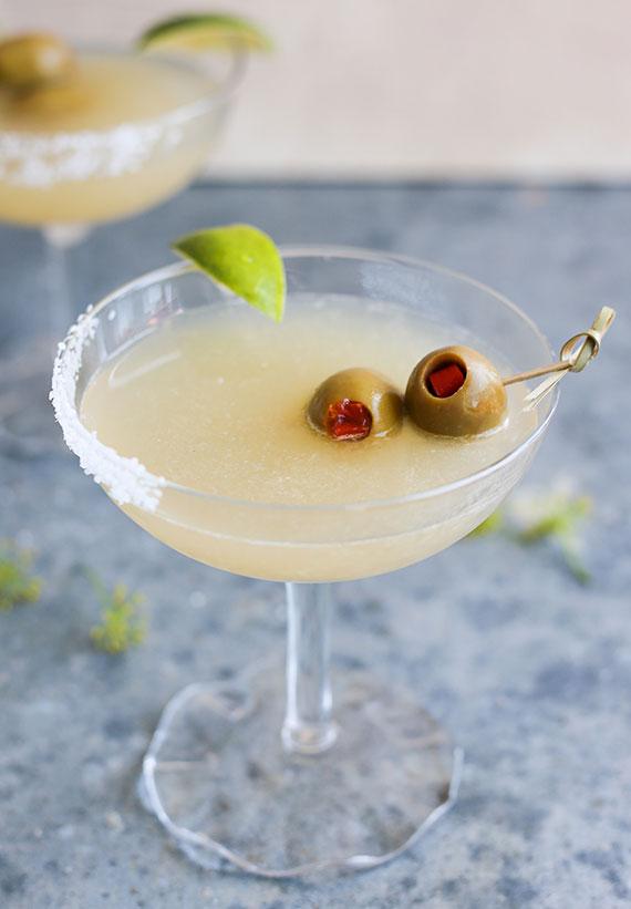 Mexican Martini mit frischen und fein-herben Noten