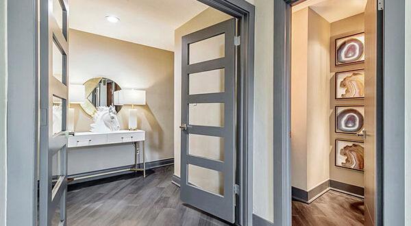 Zimmertüren mit Zarge einbauen