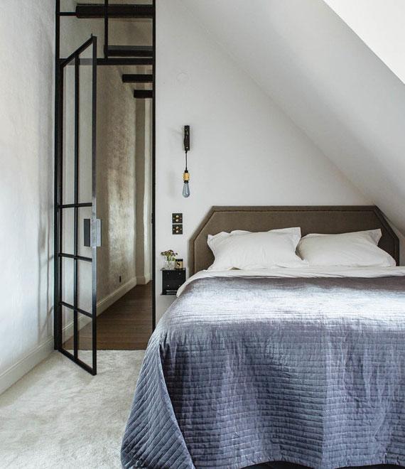 Glastüren passen in Häuser von modernem oder klassischem Baustil