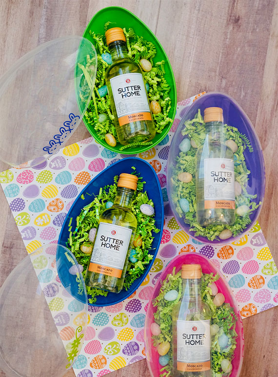 Eiersuche mit vielen Überraschungen_spannende Osterspiele für ein spannendes osterfest