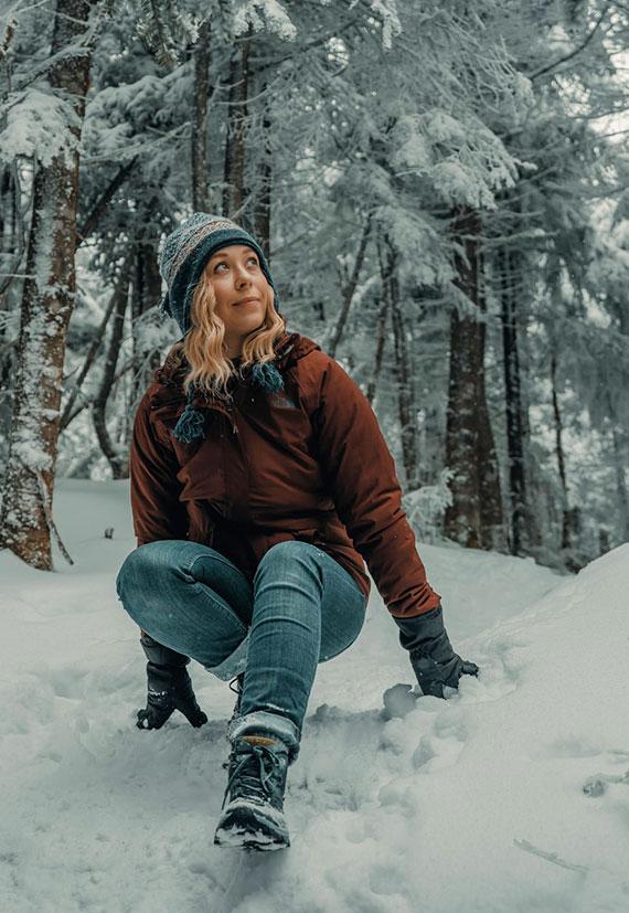 Merrell Winterschuhe für mollig-warme Füße im Schnee
