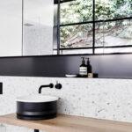 badezimmer ideen für platzsparende und sinnvolle badeinrichtung mit einbaumöbeln