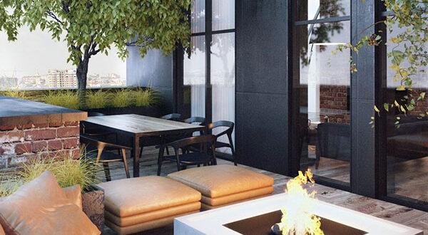 Flachdach und Dachterrasse zur spektakulären Wohlfühloase verwandeln